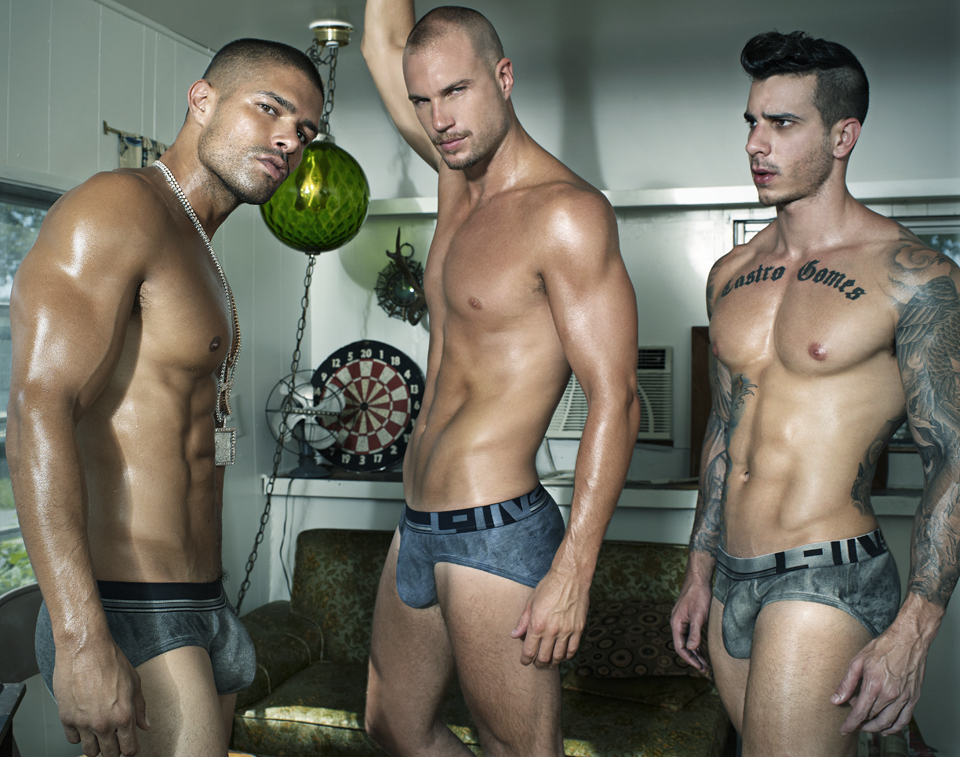 C-IN2's New FILTHY Underwear Collection