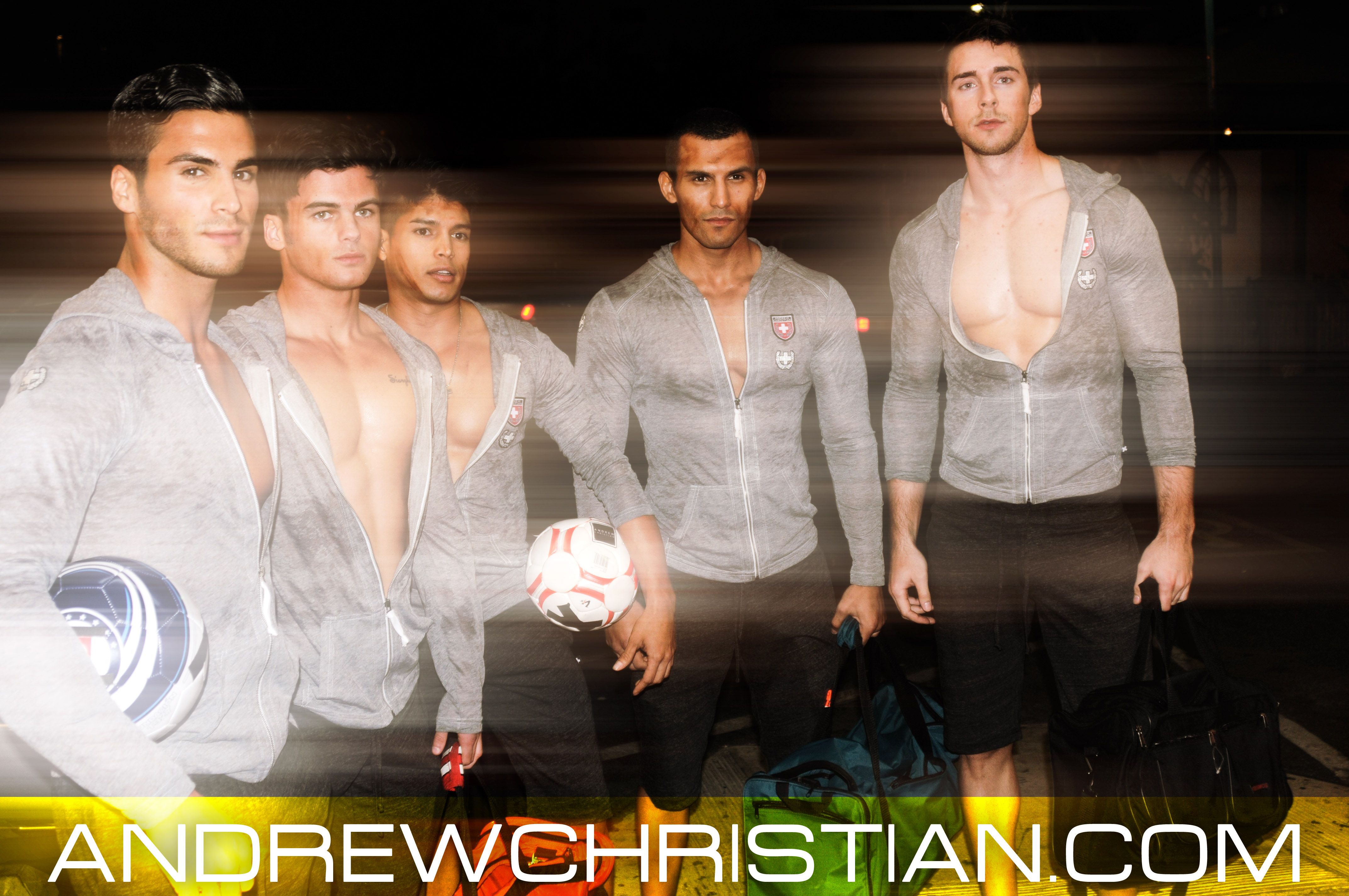 """Andrew Christian's """"Dirty Laundry"""""""