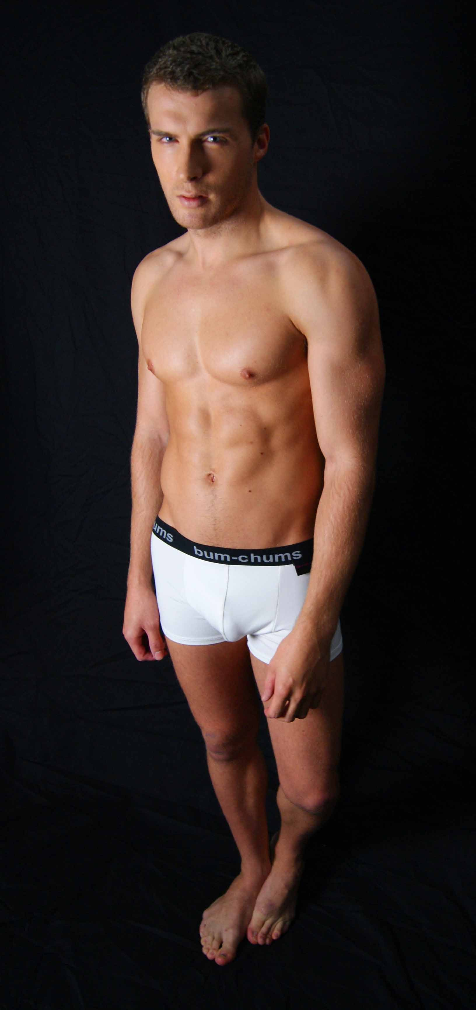 Review - Bum-Chums White Cotton/Lycra Hipster