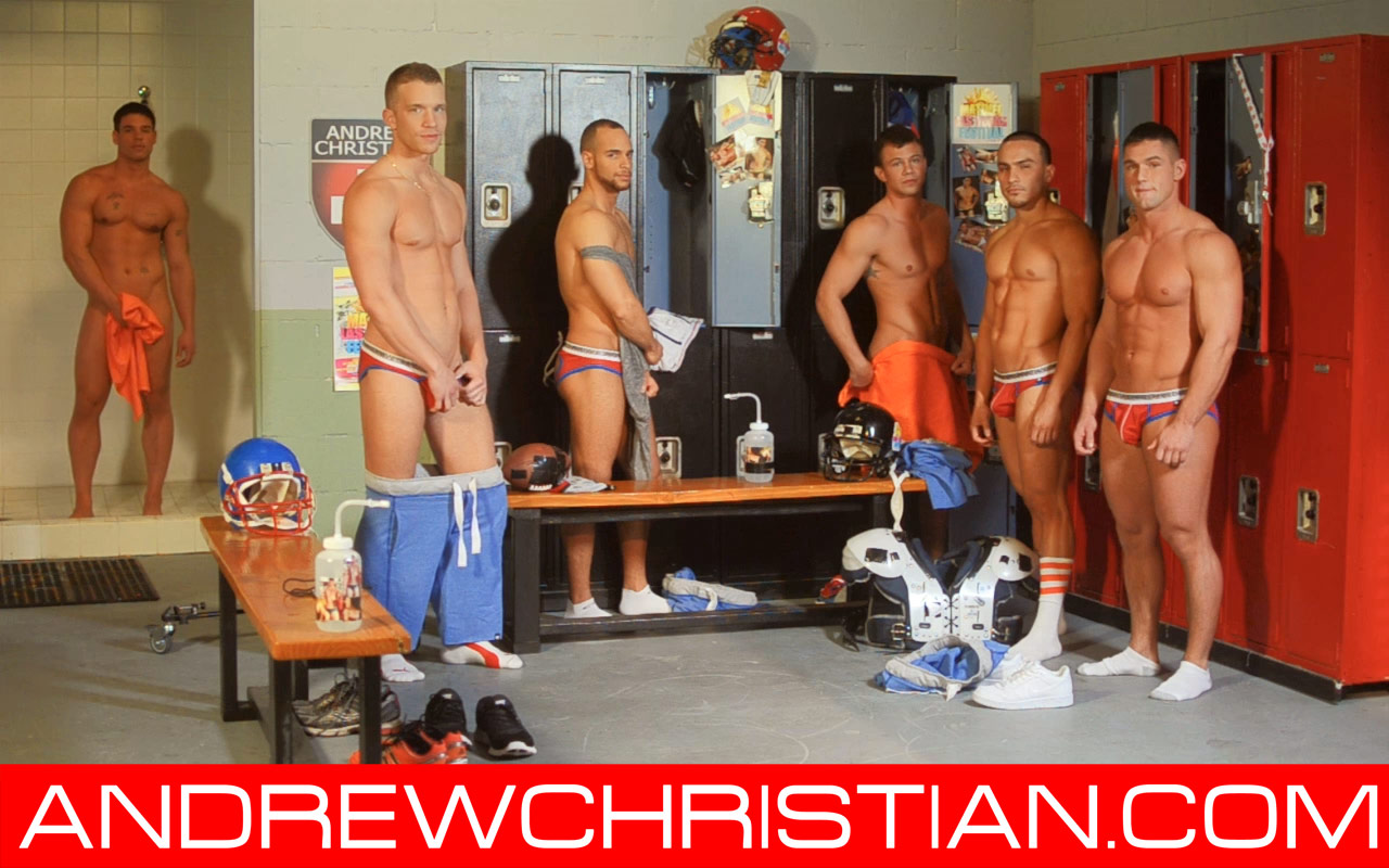 """Andrew Christian Presents: """"Locker Room Payback"""" To Launch Matinee Las Vegas"""