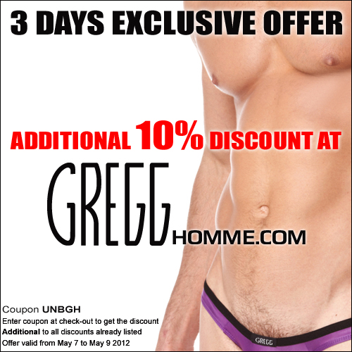 Gregg Homme Sale LAST DAY! and Giveaway