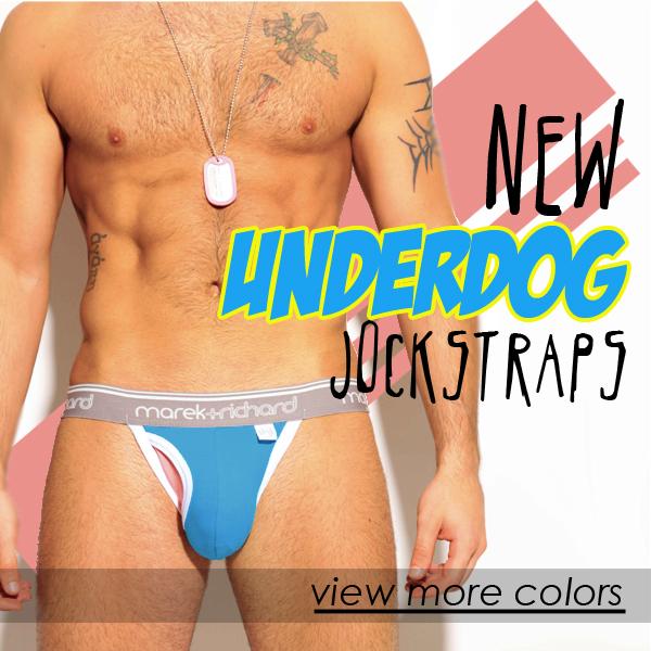 Style Brief: Marek+Richard Underdog Jock