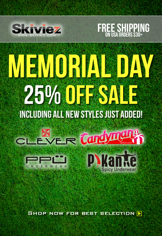 25% OFF Clever, PPU, Candyman & Pikante at Skiviez