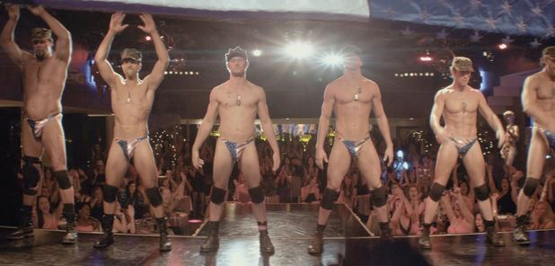 Pistol Pete Featured in Magic Mike