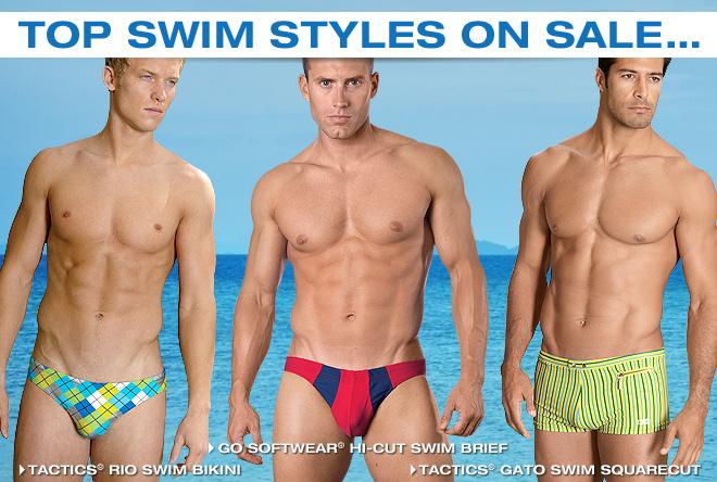 UnderGear - Top Swim on sale!