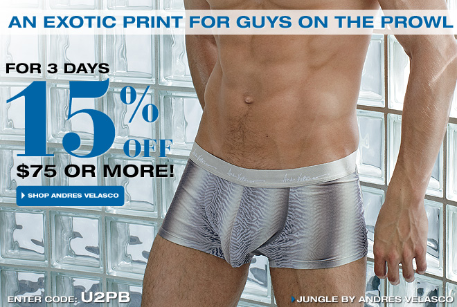 3 Days Only   15% Off at UnderGear