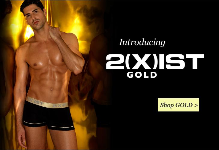 Style Brief - 2(x)ist Gold