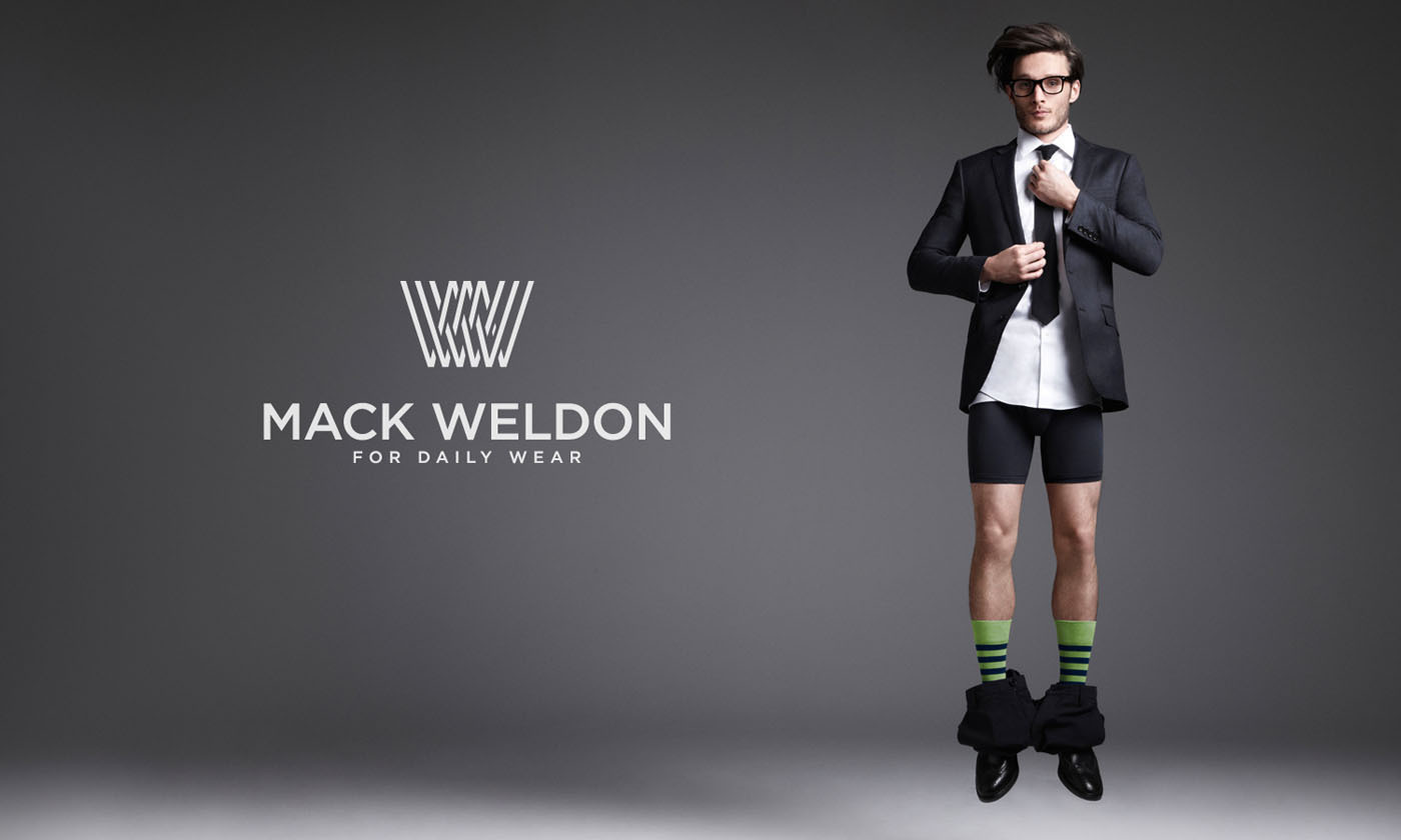 A New Day Dawns for Men's Basics with the Launch of Mack Weldon