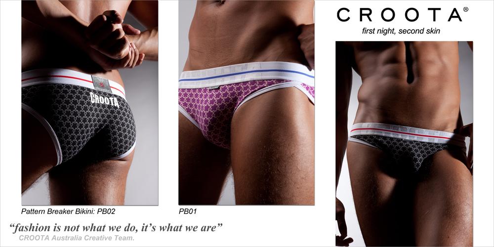 Style Brief - Croota Pattern Breaker Bikini