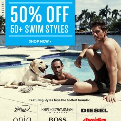 FreshPair.com's Swimwear Sale