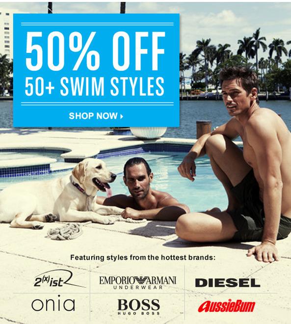 FreshPair.com's Swimwear Sale
