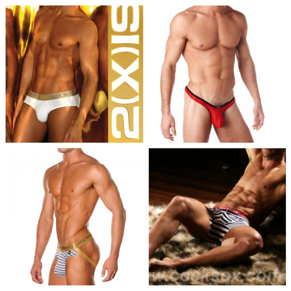 Vote for Underwear of the Month for September