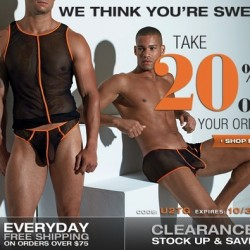 Are you a trick? Or are you a treat? UnderGear wants to know
