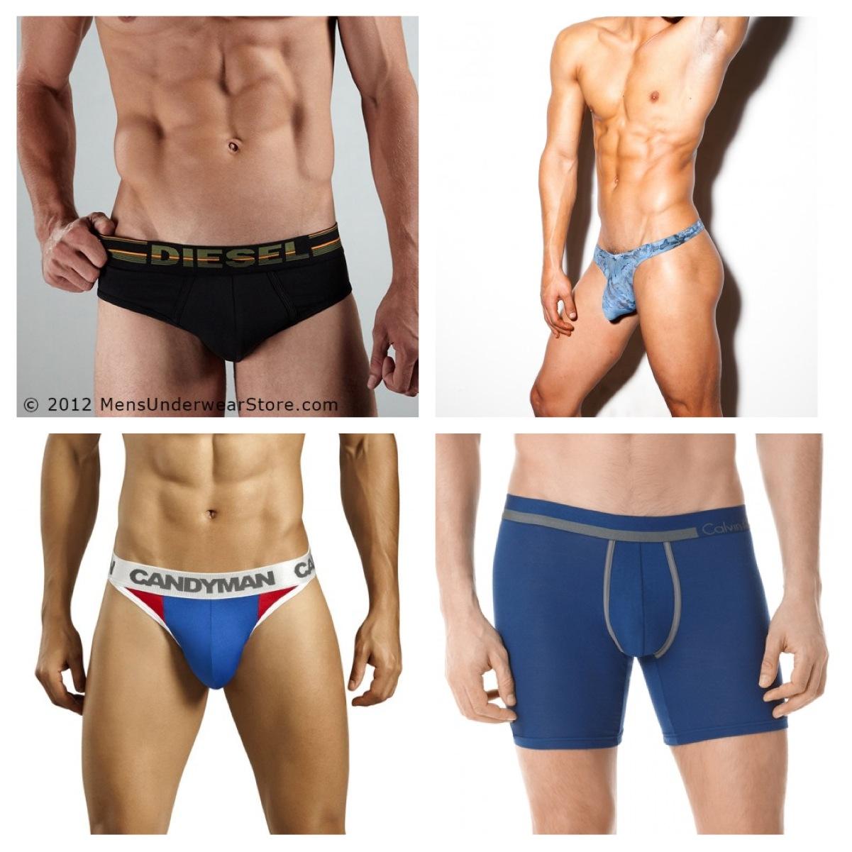 Underwear of the Month VOTE!