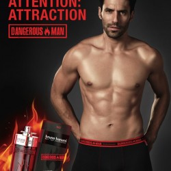 Perfect Christmas gift for your Dangerous Man from Bruno Banani
