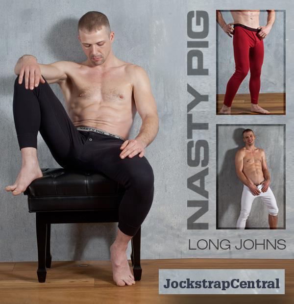 Nasty Pig Long Johns now at Jockstrap Central