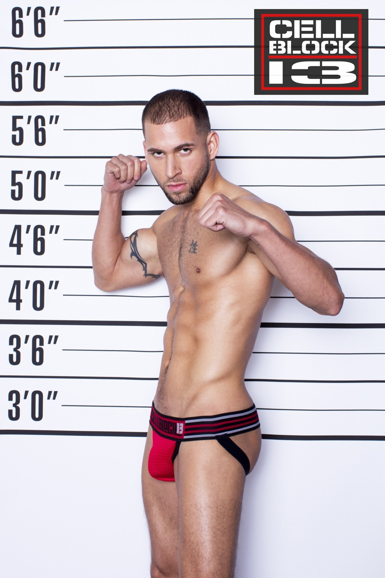 Underwear of the Week - Cellblock13 Grappler Jock