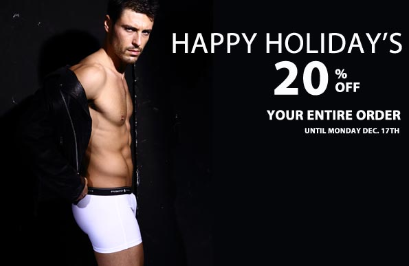 You've been nice this year ! Save 20% on your entire order at Wyzman