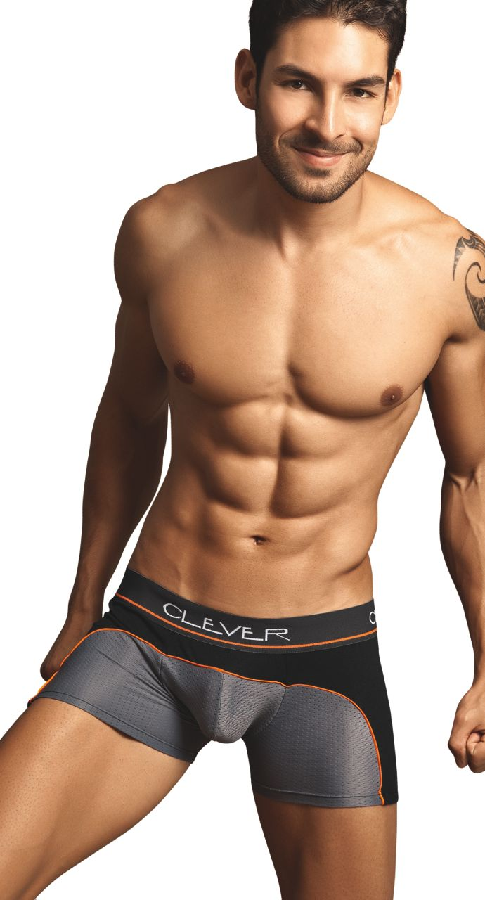 Review - Clever Front Mesh Boxer