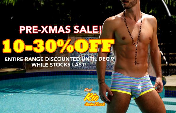 Cocksox Holiday Sale