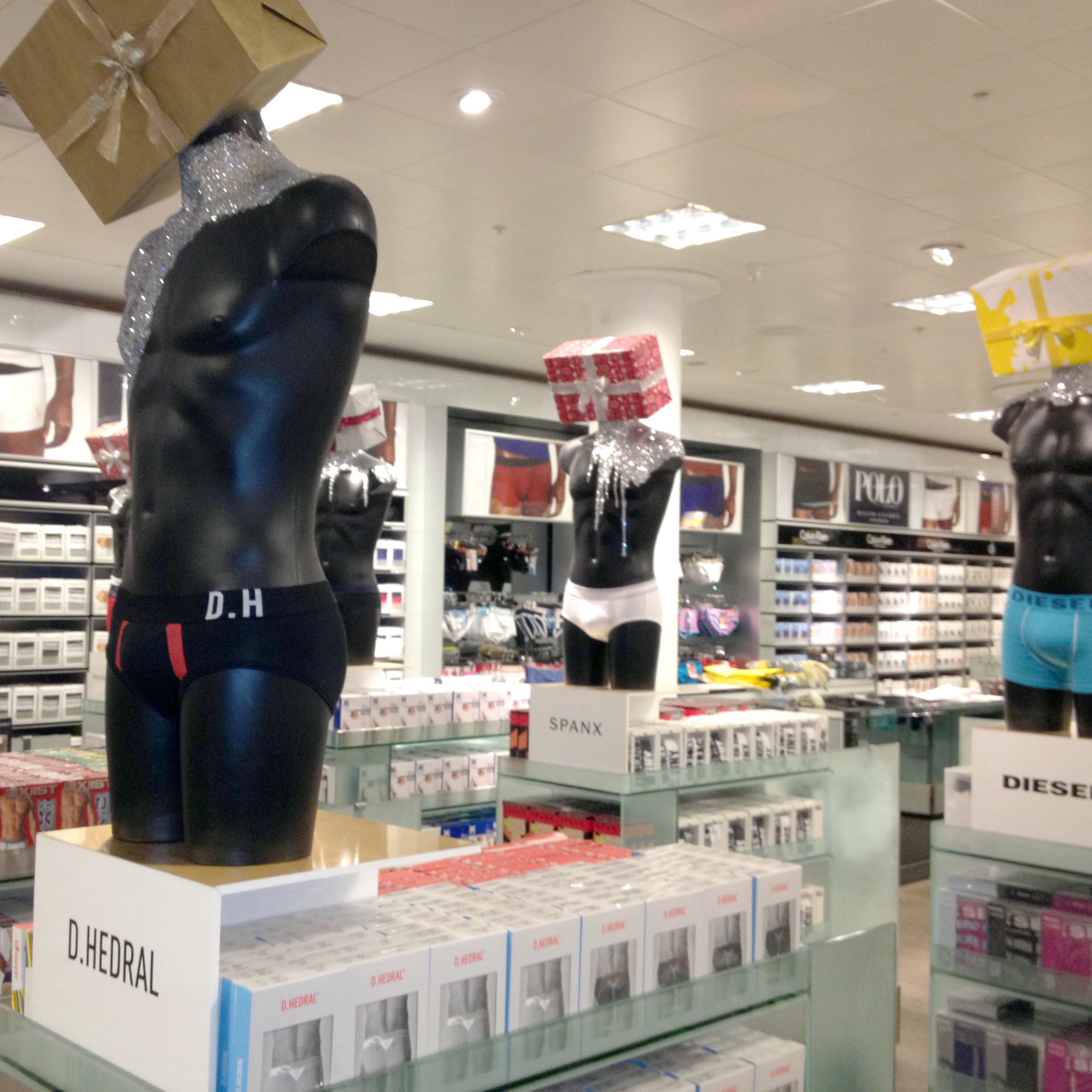 D.HEDRAL Launches Exclusively in Selfridges