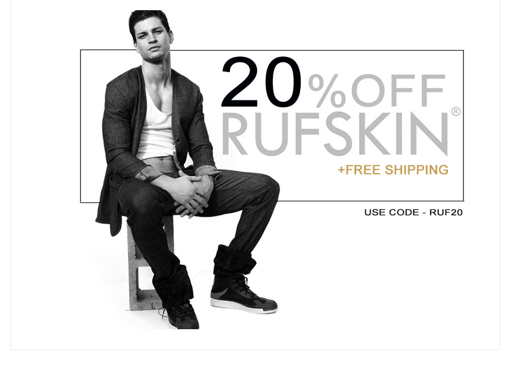 Premium Underwear Store 20% off Rufskin