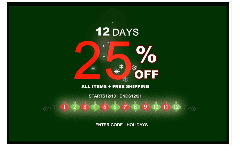 25% off at Premium Underwear Store