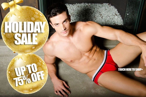 Andrew Christian Holiday Sale
