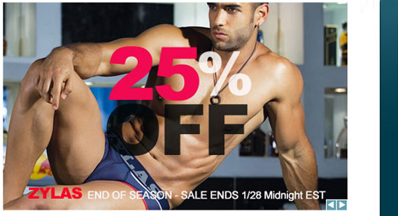 Save 25% on the Top 5 Brands at Erogenos