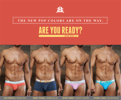 New Pop Colors from C-IN2 Coming