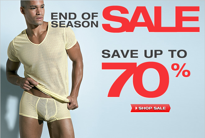 Additional Price Cuts at Undergear, Now up to 70% off