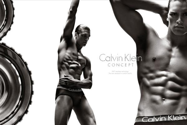 Calvin Klein Has the First Men's Underwear Super Bowl Ad