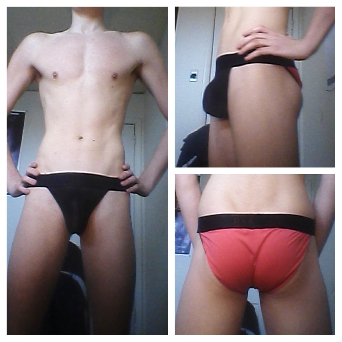 Review - PIK-8635 Candy Jumbo Brief