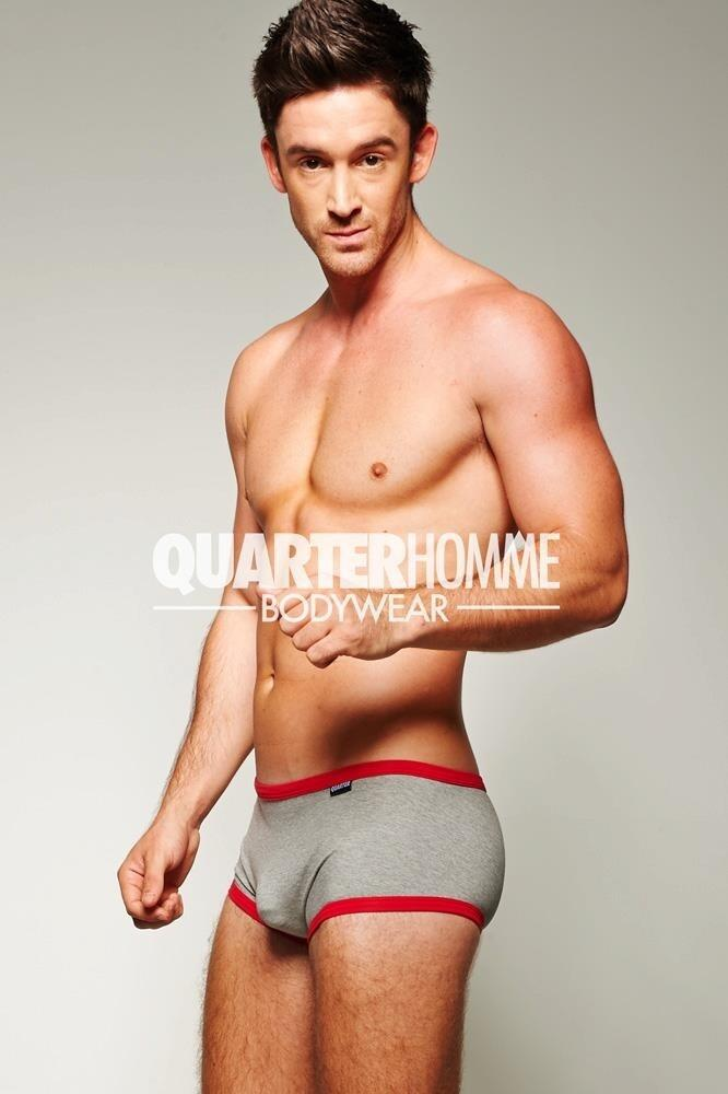 Underwear of the Week - Quater Homme Hipster