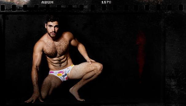 Underwear of the Week - aussieBum Billy Galaxy Brief
