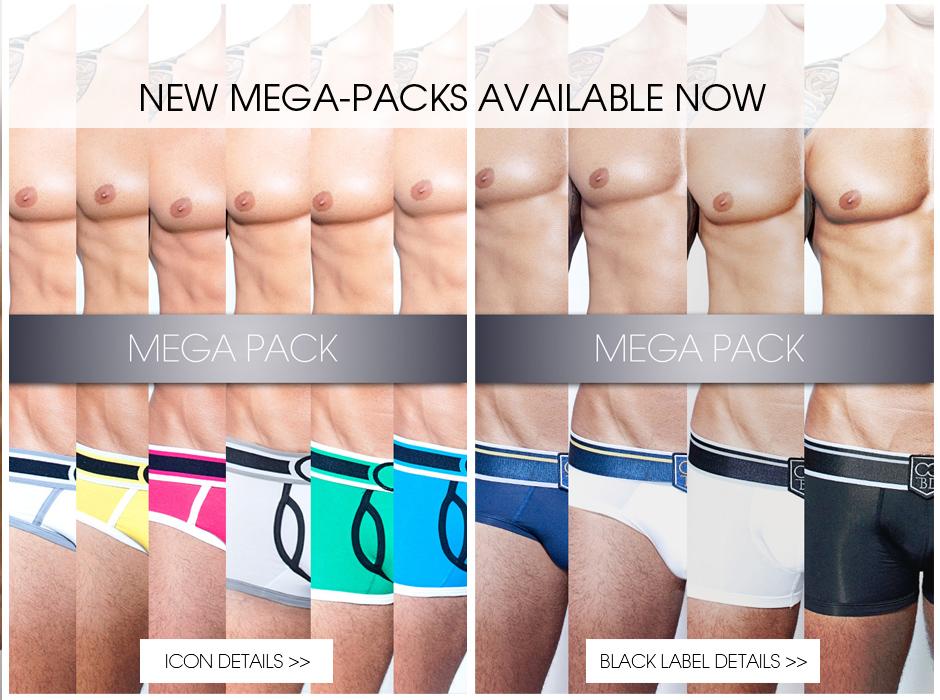2EROS Mega Packs have arrived