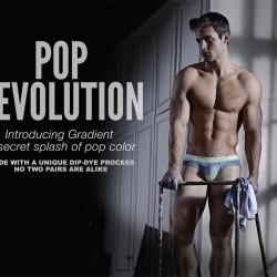 Underwear of the Week – C-IN2 Pop Gradient Lo-No Show Brief