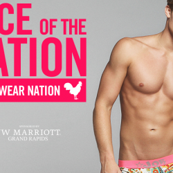 Face of the Nation Male Model Search from Underwear Nation