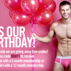 Underwear Nation Birthday Special