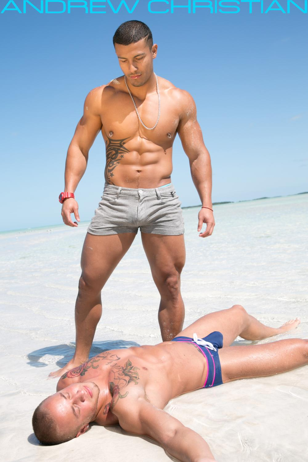"""Andrew Christian releases its first 2 part video""""Overboard"""""""