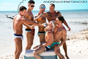 Andrew Christian Overboard Video