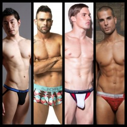 Vote for Underwear of the Month for May 2012