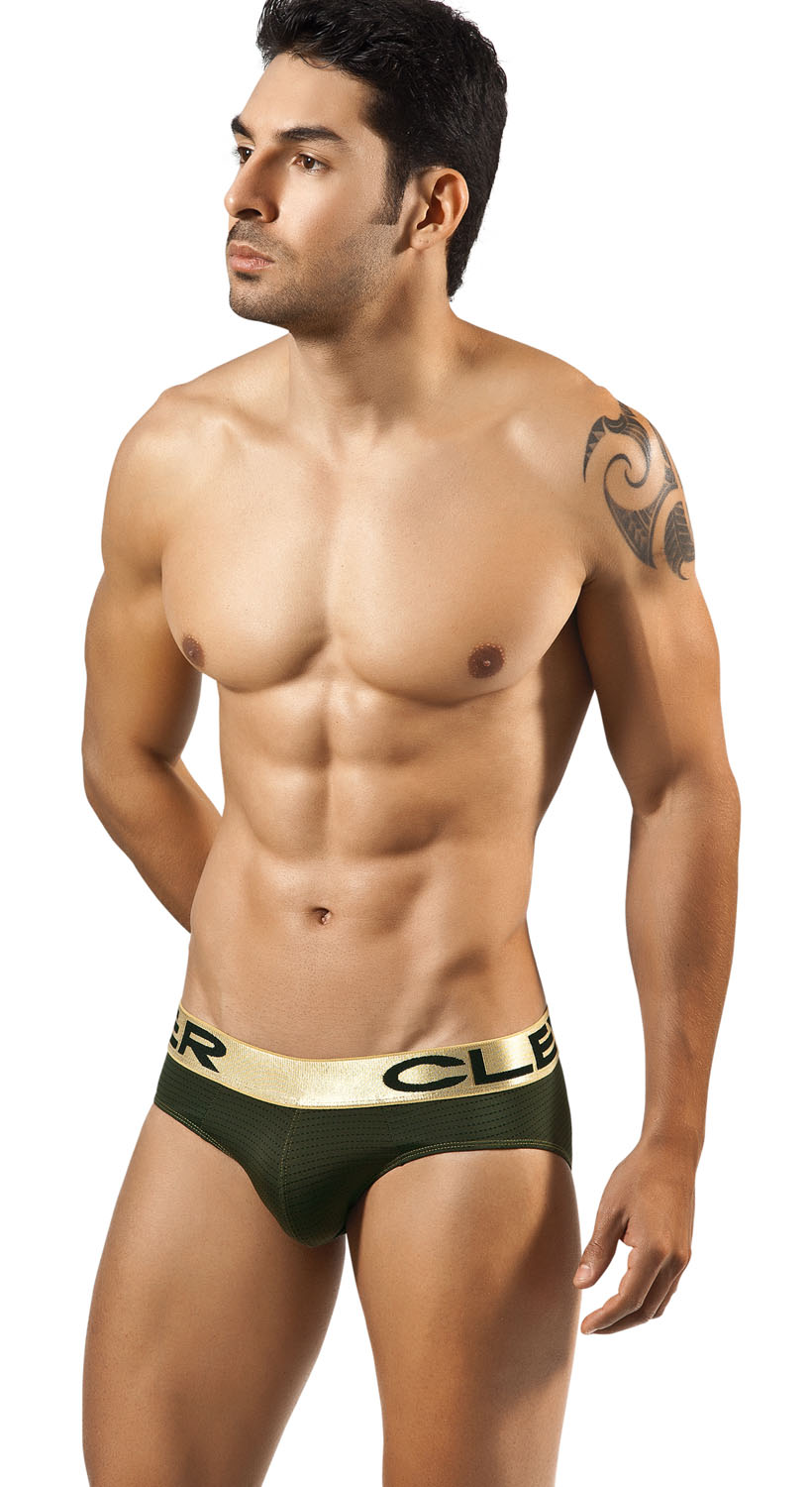 Review - Clever Briefs 5163 - Dark Green