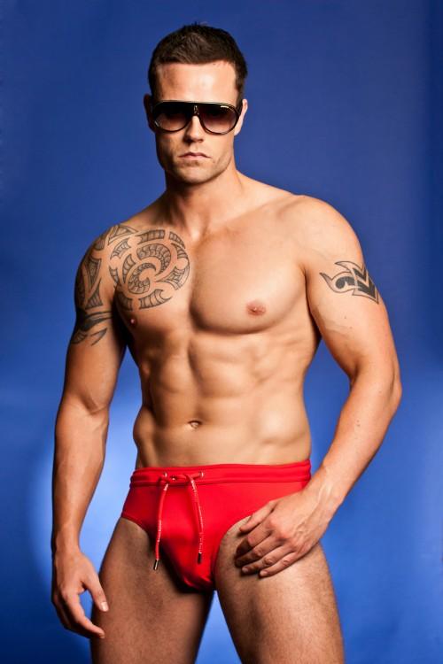 Bruno Banani Waterproof Swim Brief GBP27.98 @ Deadgoodundies.com