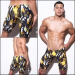 N2N Bodywear Comet Jammer Yellow