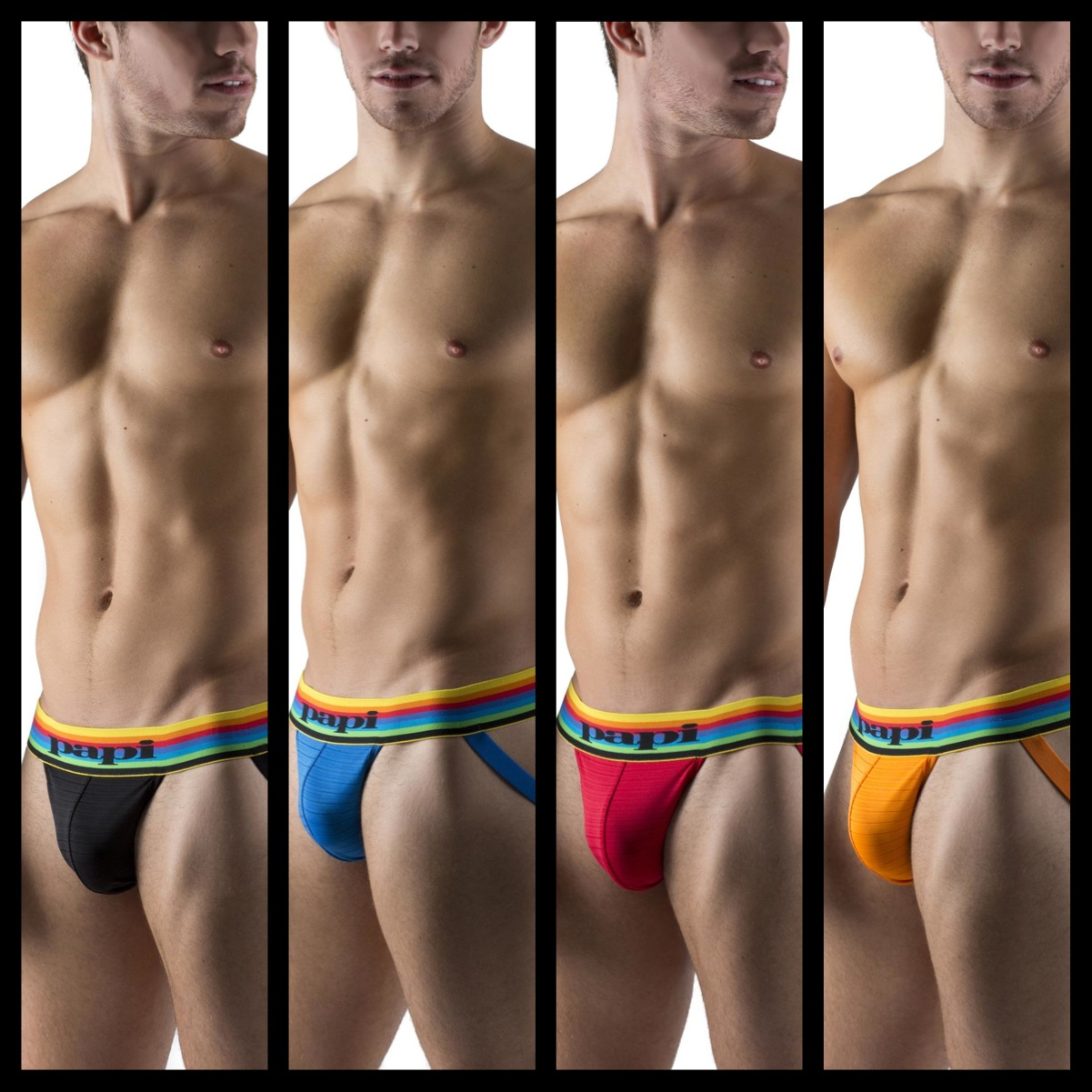 Show Your Pride with the New Papi Jocks