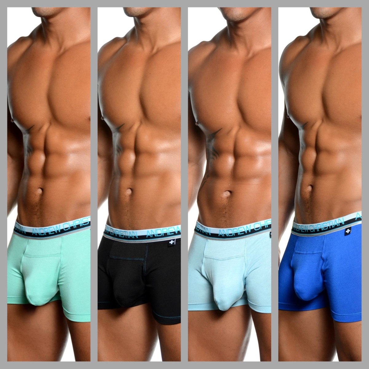 Style Brief - Almost Naked Smooth Vibe Boxer