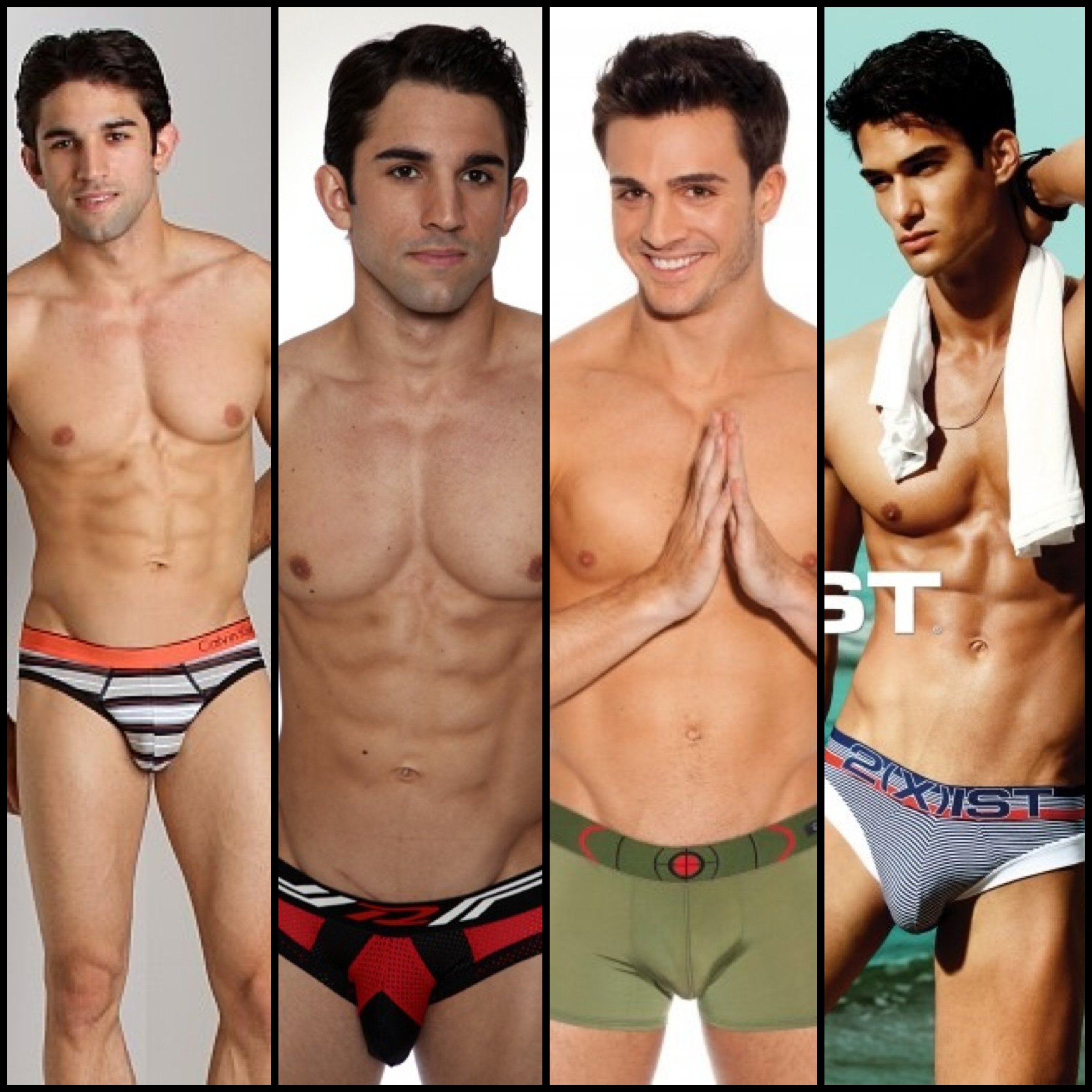 Vote for Underwear of the Month