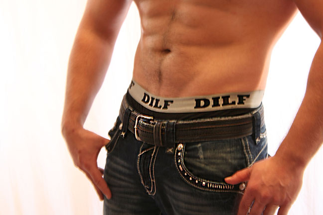 Are you a DILF? We have the underwear for you!