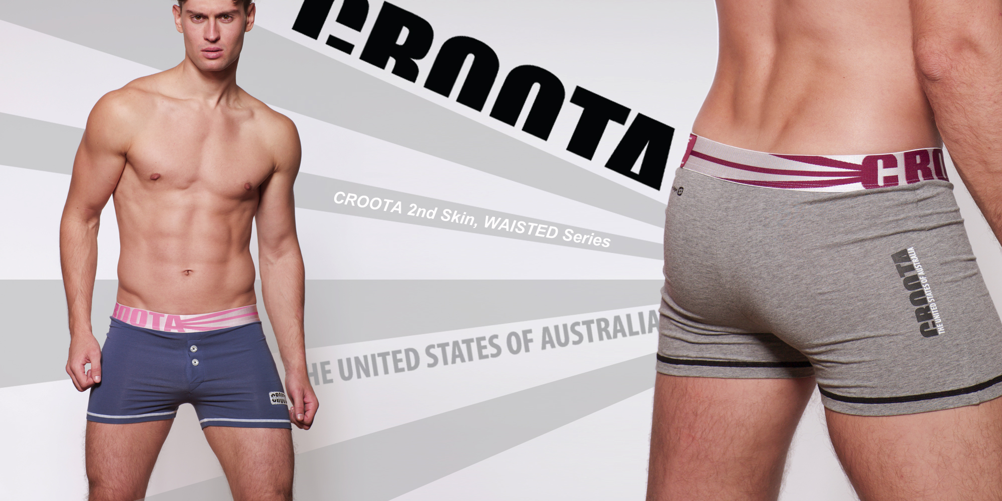 """Croota Underwear Fights To """"Save The AS5"""" In New Campaign"""